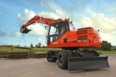 Doosan Construction Equipment will be showing a wide range of new excavators, wheel loaders, articulated dump trucks and attachments for the first time at Bauma 2013, the world's largest construction equipment exhibition, taking place in Munich in Germany in April.