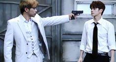 555เดี๋ยวๆ Daniel K, Produce 101 Season 2, Ong Seongwoo, My Destiny, Jinyoung, K Idols, Pop Group, One Pic, Cute Boys
