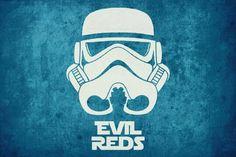 Stormtrooper, Star Wars. #evilreds