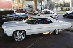 Custom Muscle Cars, Chevy Muscle Cars, Custom Trucks, Custom Cars, Trick Riding, Donk Cars, Cadillac Fleetwood, Old School Cars, Custom Paint Jobs