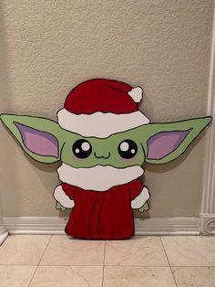 Christmas Yard Art, Christmas Yard Decorations, Star Wars Christmas, Christmas Wood, Outdoor Christmas, Christmas Stuff, Christmas Projects, Christmas Ideas, Xmas
