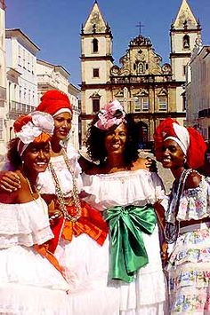 World Culture Tourizm: History of Brazil Culture