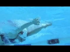Perfect Butterfly Technique Starts, Turns, Finishes - Jessicah Schipper - YouTube