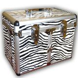 * Buy Cheap 2013!! ZEBRA PRINT COSMETIC/JEWELRY TRAIN CASE - http://yourbeautyshops.com/buy-cheap-2013-zebra-print-cosmeticjewelry-train-case/