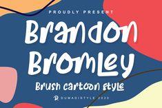 Font Brandon