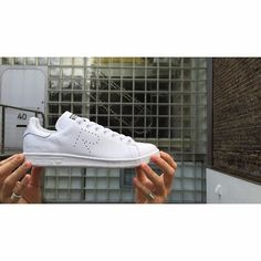 Check out these iconic new #RafSimmons X adidas Originals Stan Smiths in white. Now available in store & online at seftonfashion.com. 7-11, £225. #menswear #Islington #footwear #StanSmiths #sportswear #streetwear #mensfashion #aw15 #trainers #sneakers #fashion #men #adidas #white #designerfootwear #designer