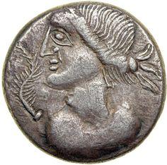 Boii coin 2nd Century BC