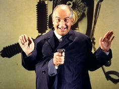 Louis de Funes wallpaper