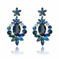 Chandellier Earrings ANETTA in vintage lookBijouterie Earrings Jewelry Trend 2014