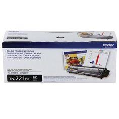 Black Toner Cartridge - TN221BK