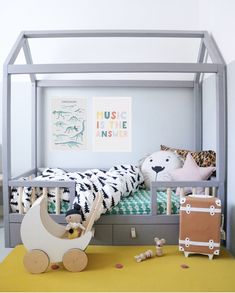 Minimalist look. Reusable and safe for walls. Dinosaur skeleton and quote Dinosaur Skeleton, Kids Wall Decals, Quote Posters, Toddler Bed, Minimalist, Walls, Education, Boys, Music