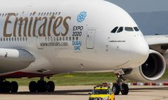 Emirates A380 from Sydney makes Emergency Landing in Colombo - http://www.airline.ee/emirates/emirates-a380-from-sydney-makes-emergency-landing-in-colombo/ - #Emirates