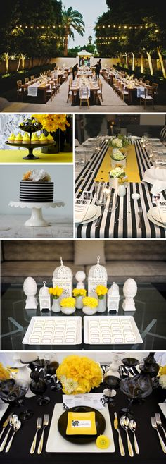 viceroy-black-white-yellow-weddings
