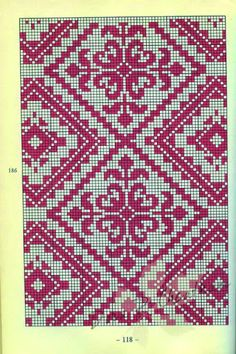 2015-02-11 Žakardinės schemos - Dalia Ivanova - Picasa Web Albums