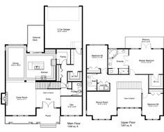 Awe Inspiring Sugar Maple First Floor Layout Swap Powder Room With A Largest Home Design Picture Inspirations Pitcheantrous