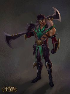 Draven Like us on facebook: https://www.facebook.com/LeagueOfLegendsExtremist