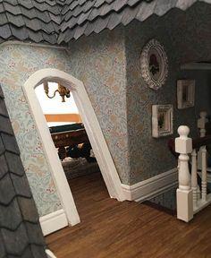 Fairfield Dollhouse 1:24 scale - 3F Corridor