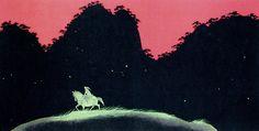 """Visual Development from Mulan by Hans Bacher"""