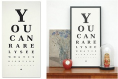 I wanna make one of these...with a different phrase!! :)