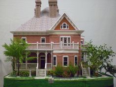 Printable Miniatures, Paper Dollhouse, Paper Models, and Miniature Books to download