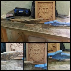 #PhotoGrid #woodcarving #woodworking #animal #shark #artisthelpdaily #art #toy #lion #whale