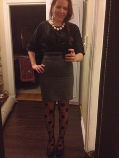 Office look. Office outfit