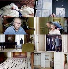 Amour - Michael Haneke Fantastique...but ONCE is enough, non? for me, anyway...yikes.