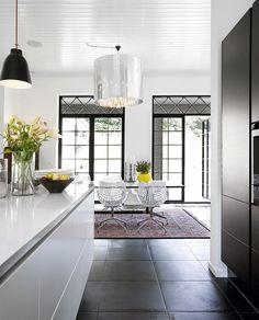 Som ejer af typehusfirmaet Uldum Huse har Jeanette Jørgensen indrettet mange køkkener for andre.