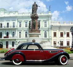 BMW 327/28 Coupe 1938