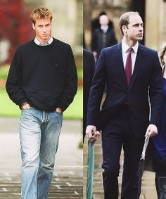 Prince William goes back to school - Cambridge, that is... to study Agricultural Management for when he takes over the title of Prince of Wales and inherits the Duchy of Cornwall.