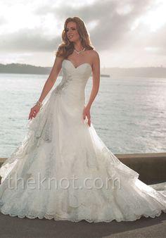 Wedding dress...