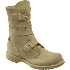4407 Corcoran Men's Tanker Uniform Boots - Tan