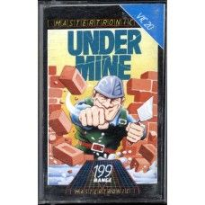 Under Mine for Commodore Vic 20 from Mastertronic