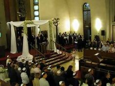 jewish wedding inside temple images - Google Search