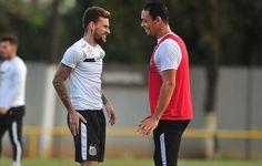 Com Ricardo Oliveira, Santos relaciona 23 jogadores para enfrentar a Ponte  http://santosfutebolarte.omb10.com/SantosFutebolArte/placar-de-santos-x-ponte-preta