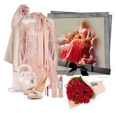 """""""❤️ Mother's Day In Norway: February 11th. This is for all Mothers 💕"""" by ragnh-mjos ❤ liked on Polyvore featuring Elie Saab, Christian Dior, Christian Louboutin, Maybelline, Ted Baker, modern, MothersDay, outfit and norway"""