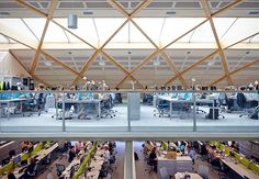 WWF-UK Headquarters: Living Planet Centre | Hopkins