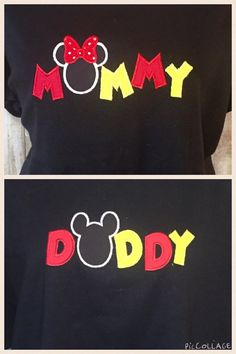 These shirts would be great for a family vacation, birthday celebration, everyday wear, or a fun way to announce an upcoming arrival to the family. ***************************************** READ INFO BEFORE PLACING ORDER ***************************************** *SHIRTS: This