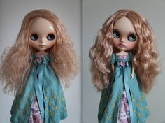 A girl with a very tangled beginning...   BlueButterflyDolls   Flickr