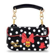 MINNIE FUNDA CARTERA IPHONE 5G / 5S