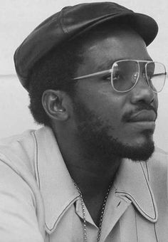 Rock steady singer/songwriter Delroy Wilson  (1948-1995) who just received a National Honor eighteen years after his death.