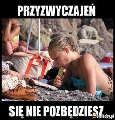 #smiechy #śmieszne #memy #humor #funny #lol #fun #przyzwyczajenia #plaża #wakacje Bridal Boudoir Photos, Shakira, Erotica, Memes, Funny Animals, Haha, Funny Pictures, Hilarious, Instagram Posts