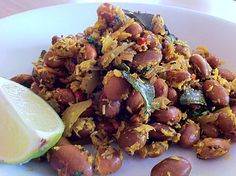 Pinto Bean Curry