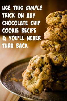 The Secret Chocolate Chip Cookie Baking Tip You'll Want to Try Today - from Cupcake Project