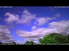 Adelaide weather time Lapse  Mon 11 04 2016