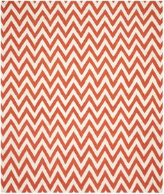 Safavieh Dhurries Contemporary Indoorarea Rug Red / Ivory
