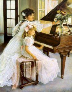 'First Recital' - Sandra Kuck