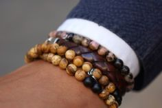 How to wear - De armband - Manners.nl