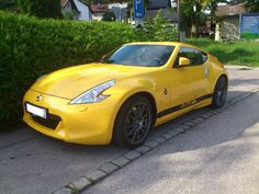 Gebrauchtwagen: Nissan, 370Z, 370 Z Nürburgring Edition, Benzin, € 23.800,- AutoScout24 Detailansicht