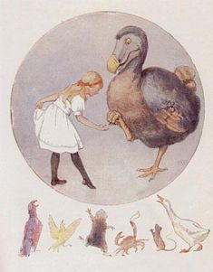 Margaret Tarrant  WS Alice in wonderland  LB  XXX.